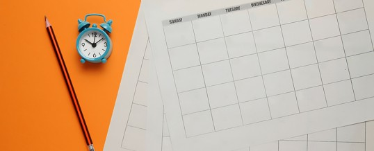 Are nonprofit editorial calendars magic?